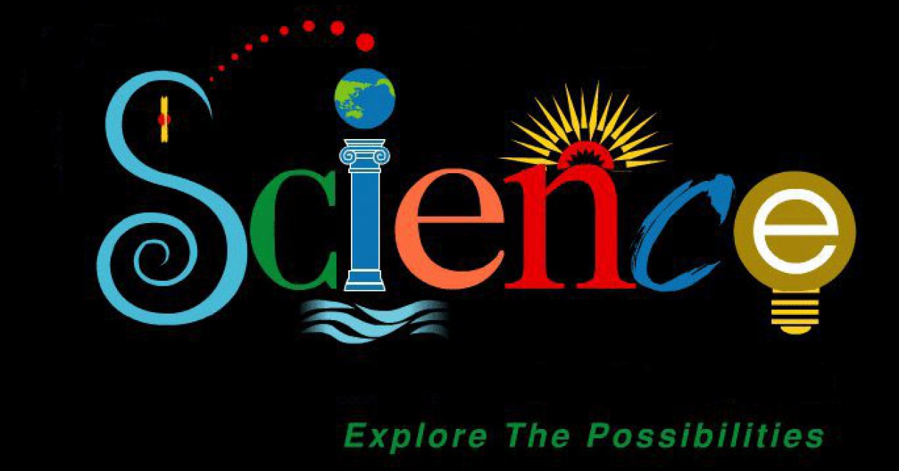 science project cover page design